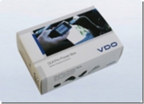 Mobile Ladestation:  Downloadkey Power Box von VDO